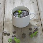 Chocolate and Mint Mug Cake