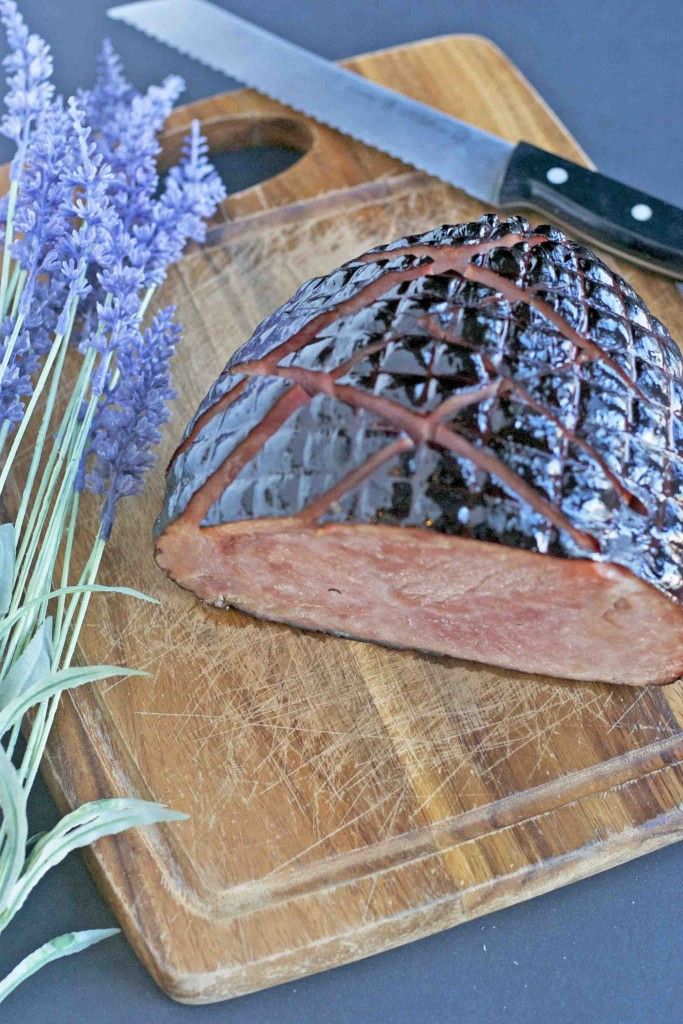 Lavender Honey Roast Ham