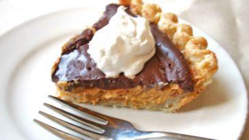pumpkin cheesecake chocolate ganache recipe